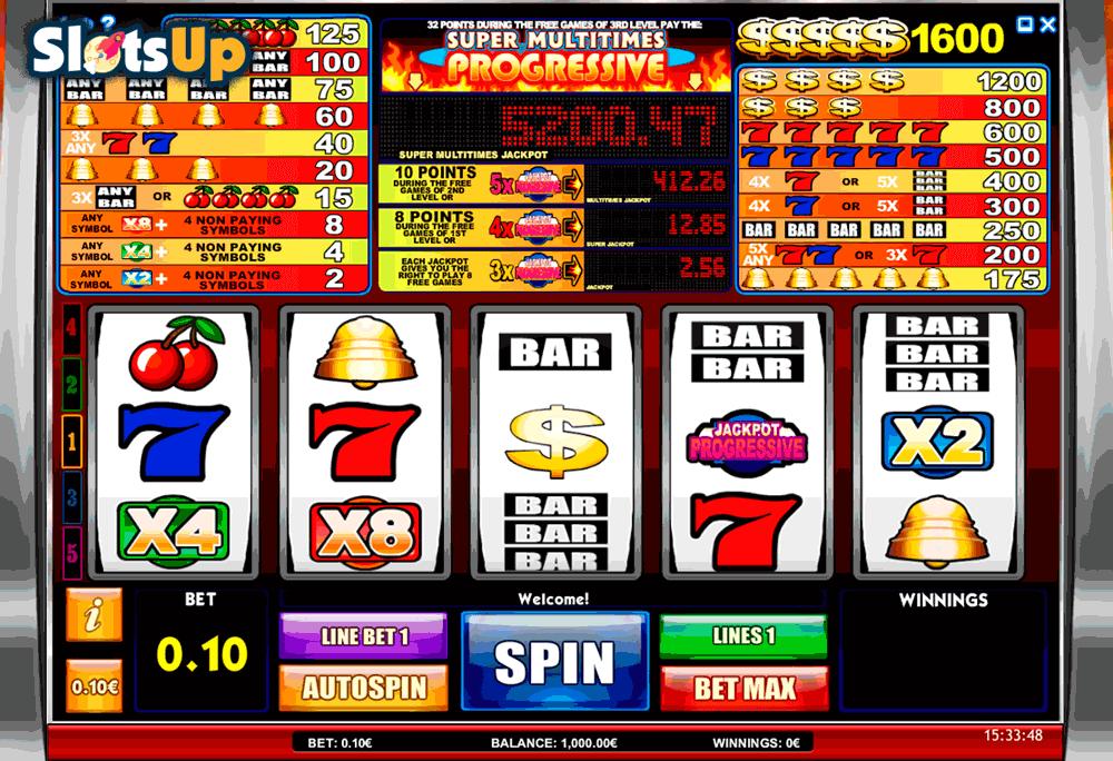 Jackpot 3x3 Slot 21561