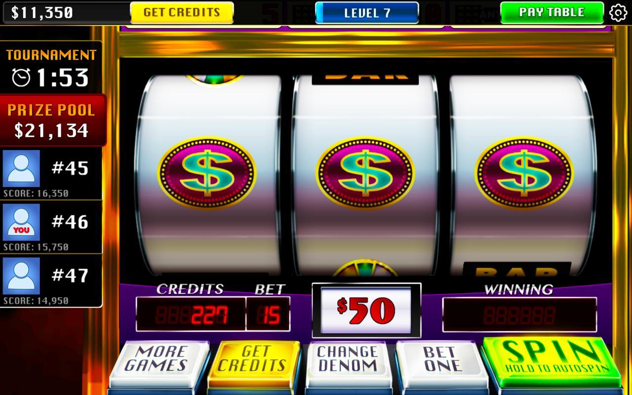 Vegas Casino Slots 93622