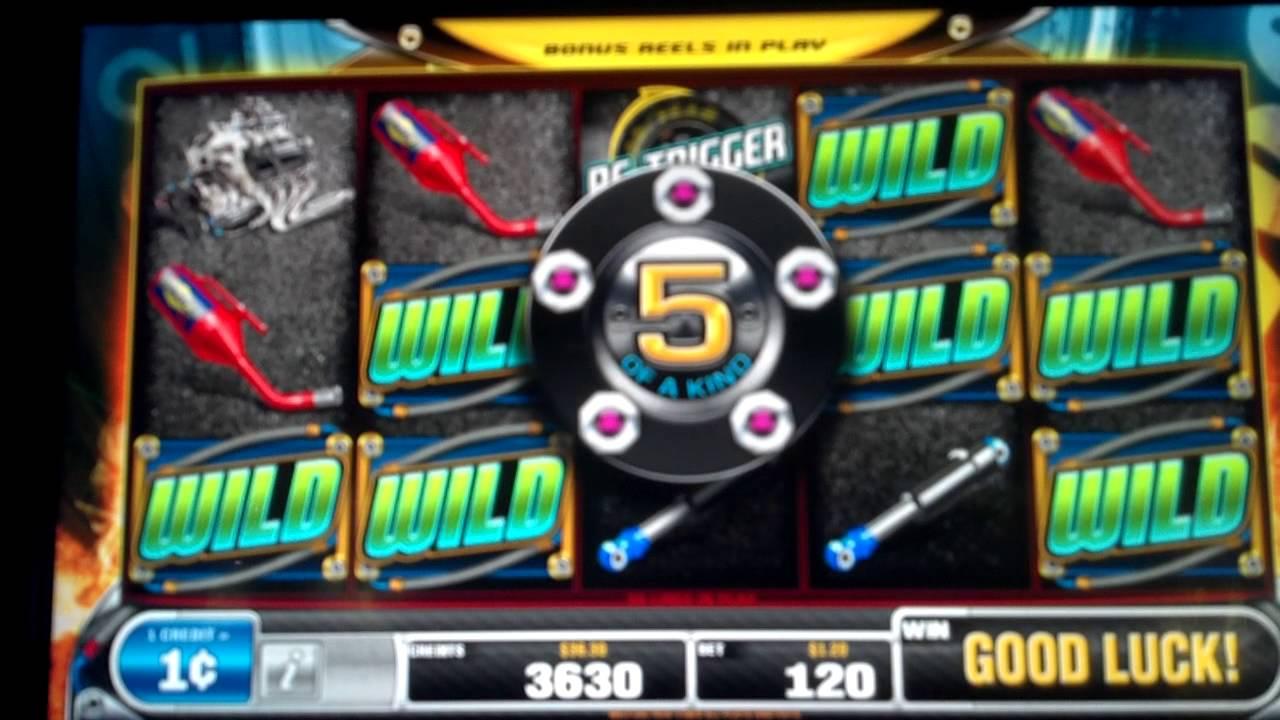 Casino Car Giveaway 45002