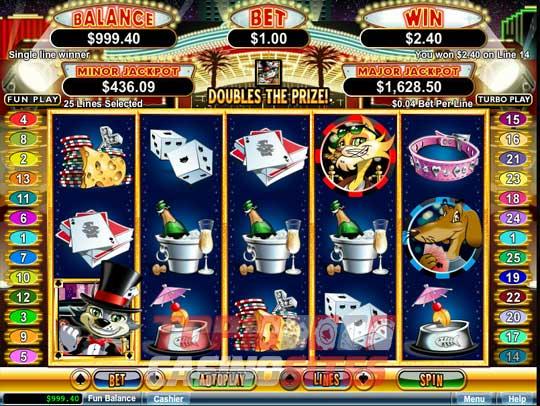 Slot Machine Payout 66344