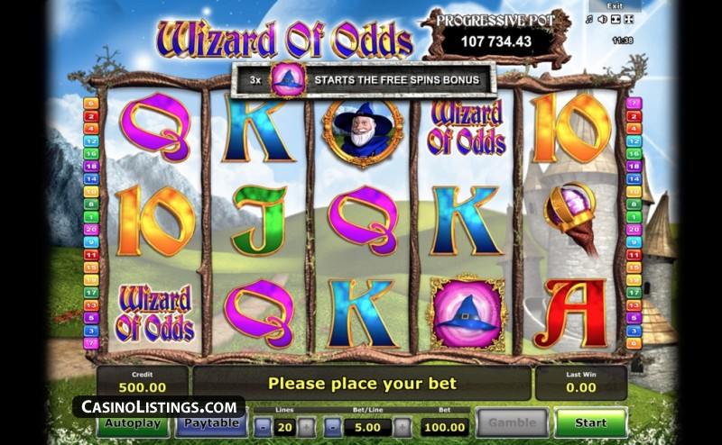 Wizard of Odds 28210