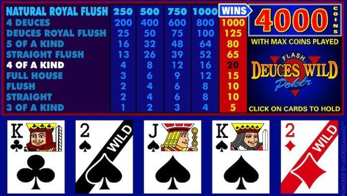 Wild Poker 26018
