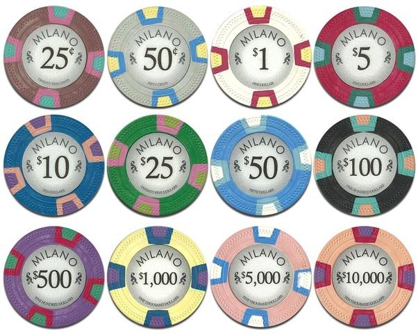 Poker Chip 39904