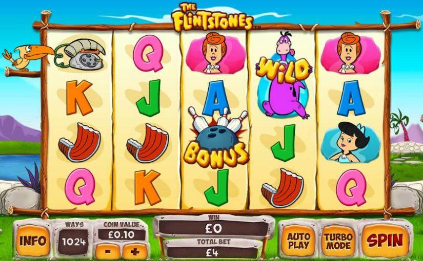 The Flintstones Slot 22417