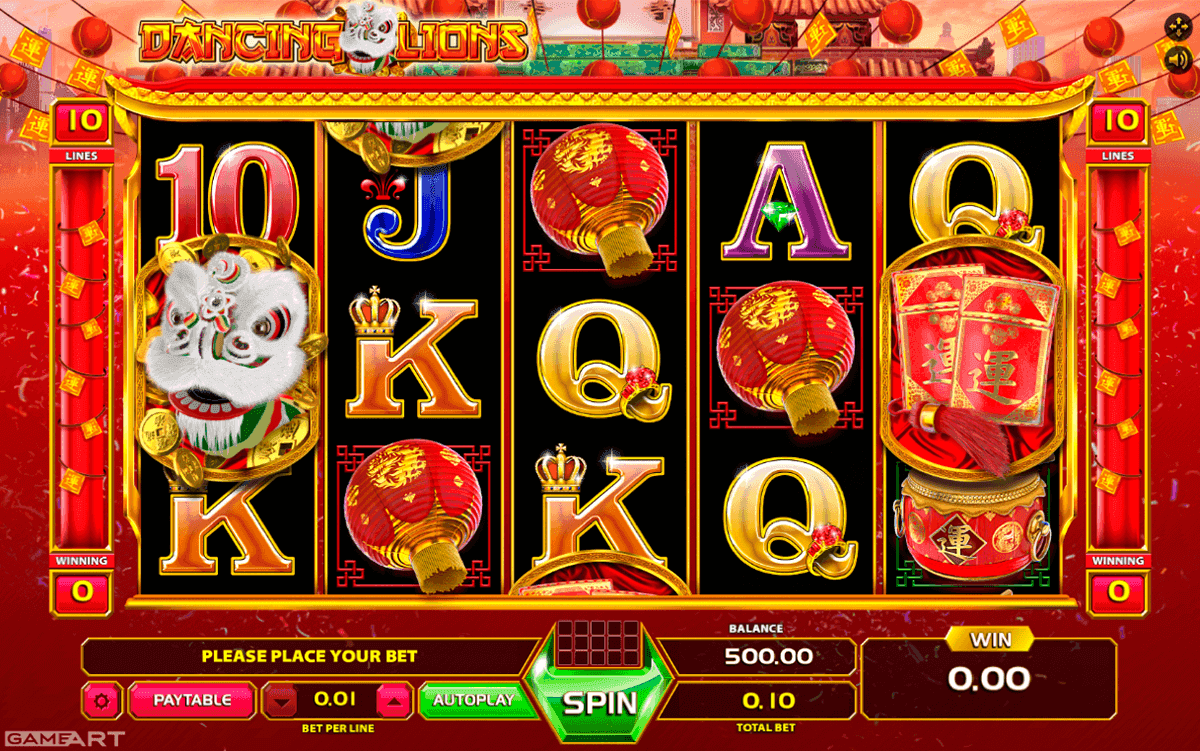 Asian Slots Bonus 95271
