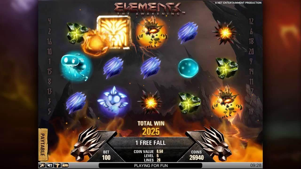 Elements the Awakening 74463