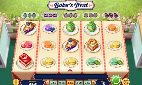 Baker Treat Slot 19695