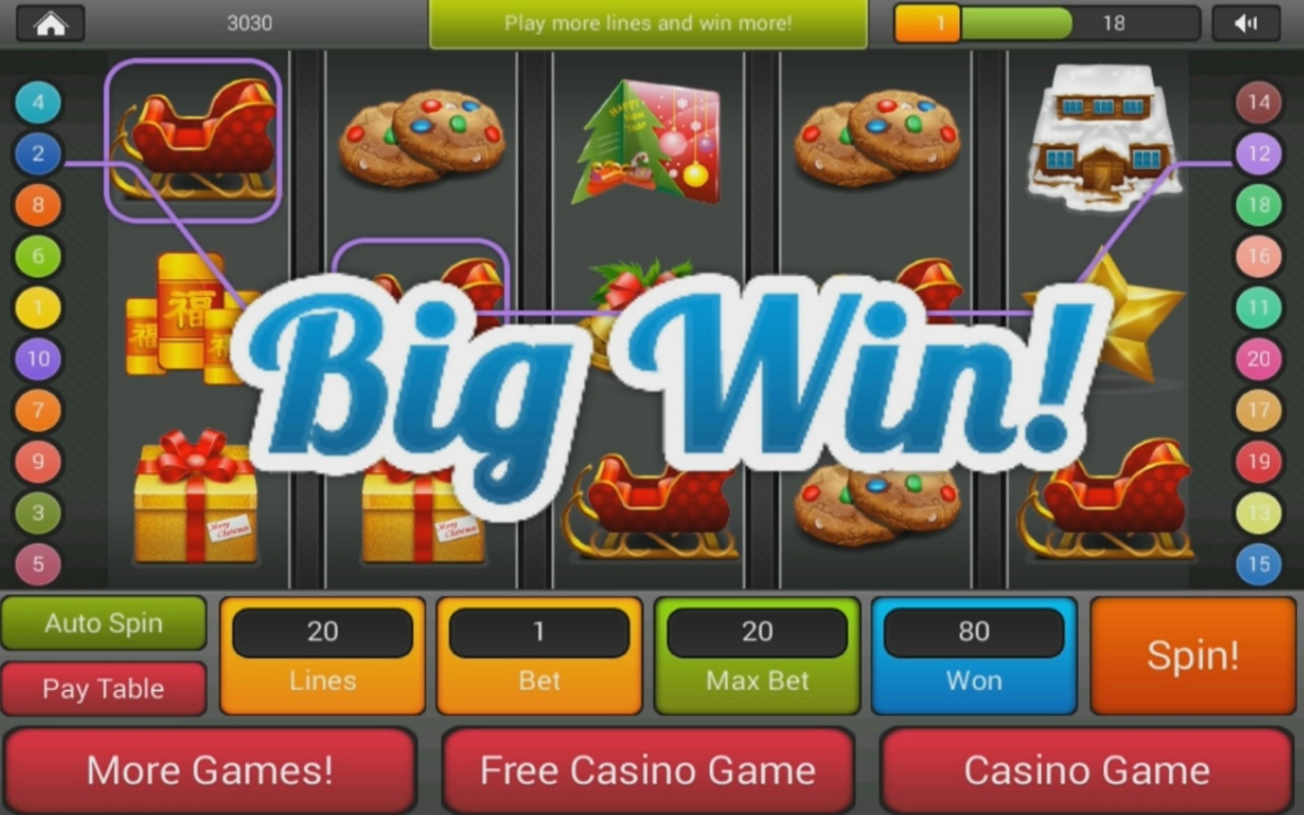 Big Win 35915