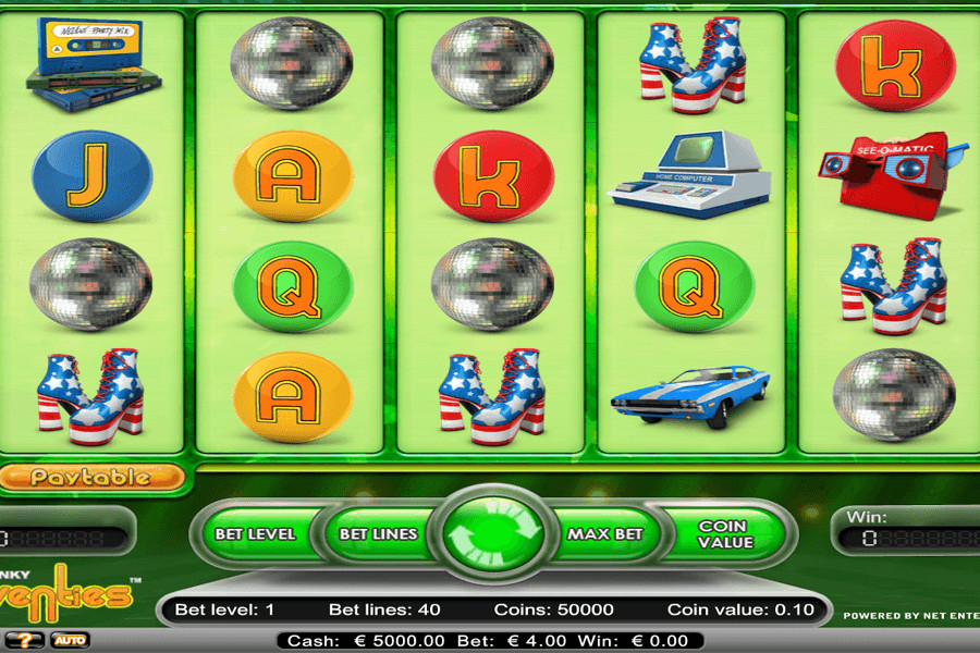 Funky 70s Slot 36689