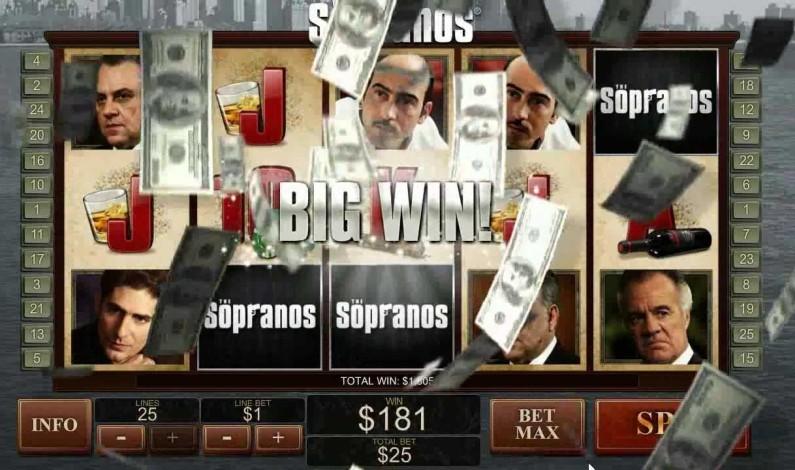 The Sopranos 75961