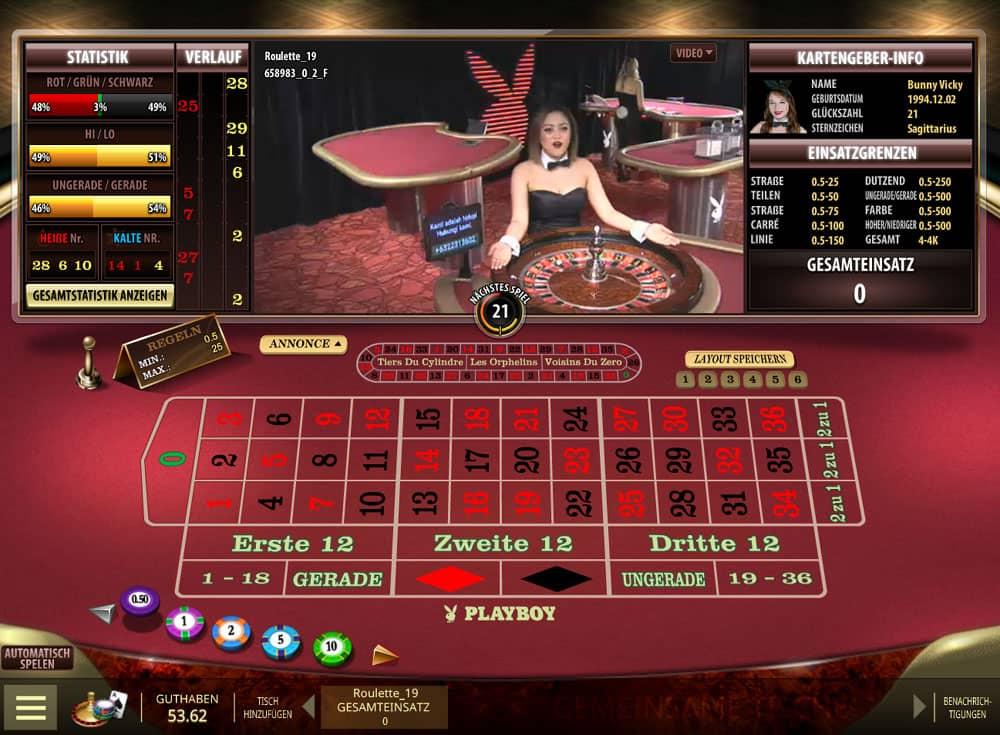 Live Dealer 86829