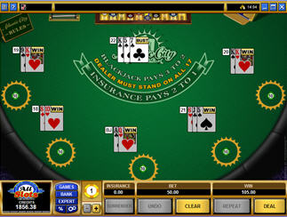 Blackjack Strategy Valentine 32581