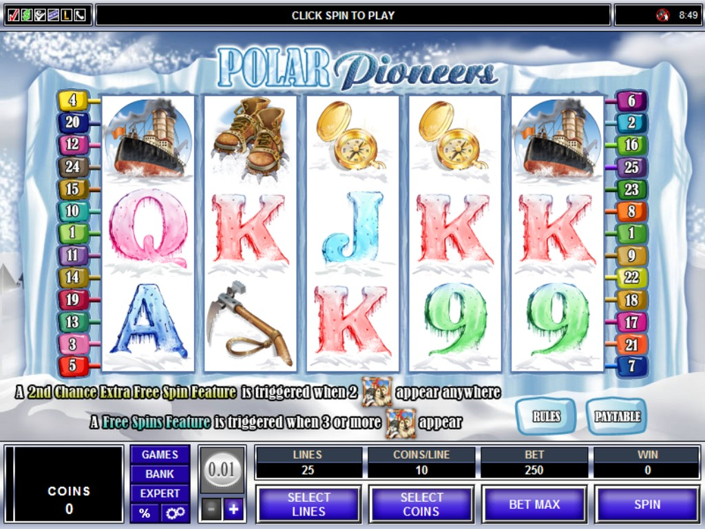 Slot Games With 12252