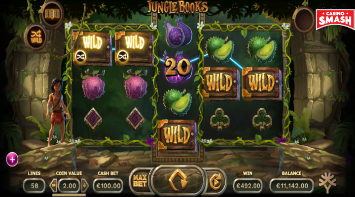 Jungle Trouble 54611