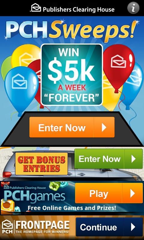 Win Prizes Everyday 87354