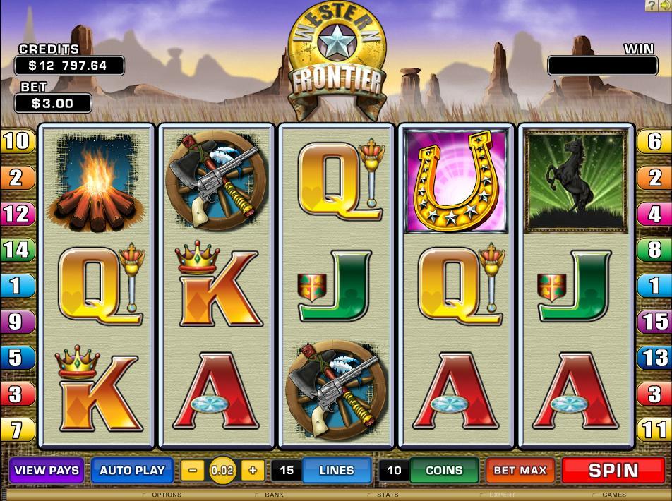 Western Slots Easy 18106