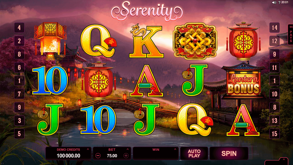 Asian Slots Bonus 35486