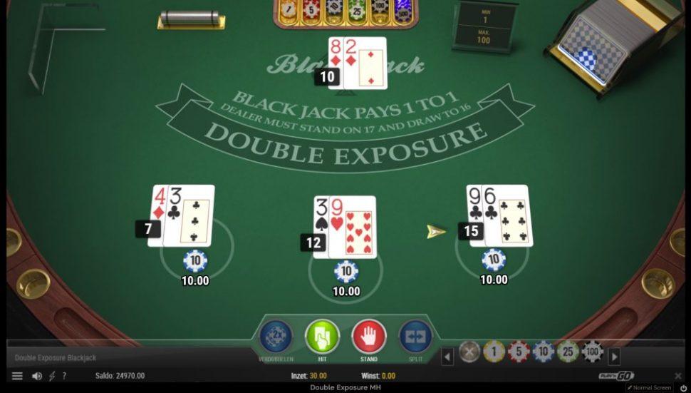 Double Exposure 62647