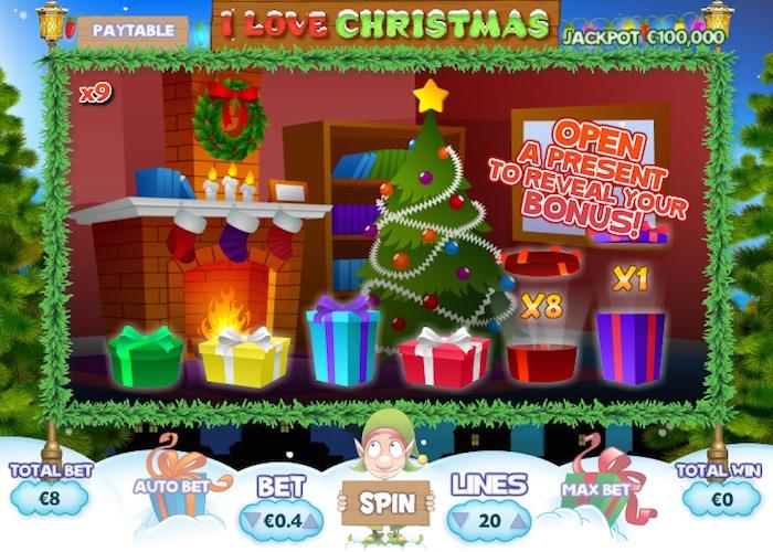 Santa Surprise Slot 10267