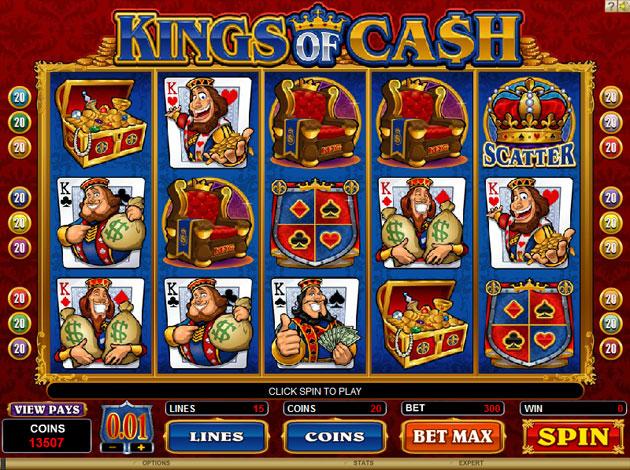 Casino Win 60807