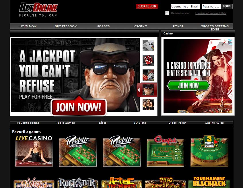 Australian Online Casino 60199