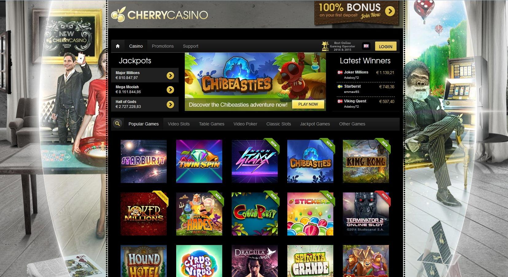 Free Casino Bonus 85354
