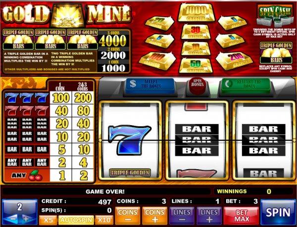 Slot Machine 9142