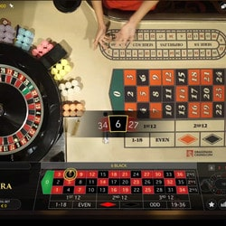 Immersive Roulette Betsoft 72518