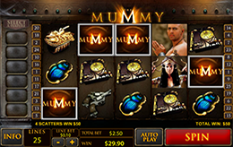 Sizzling Spins Slot 43859