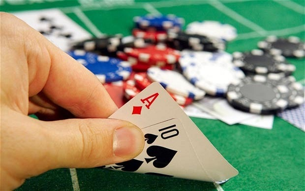 Poker Game Example 61679