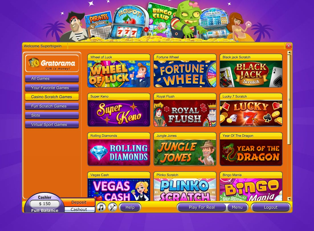 Casino Profits 21501