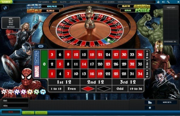 Roulette Strategy to 88151
