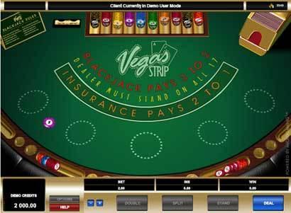 Strip Online Casino 29516