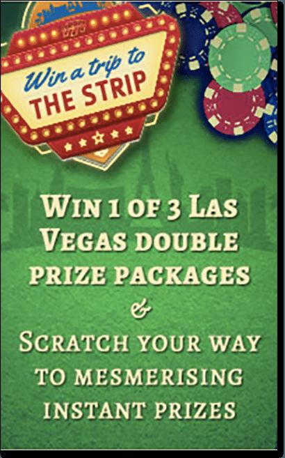 Win a Trip 20131