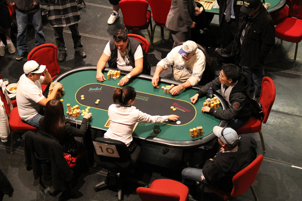 Tournaments at Canadian 83986