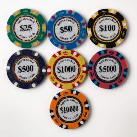 Poker Chip 90505