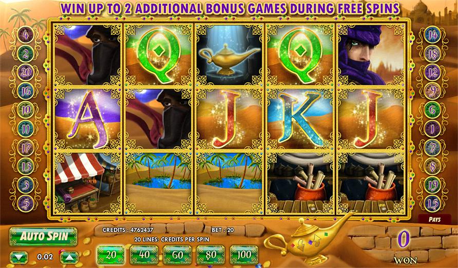 Icy Wonders Slot 49542