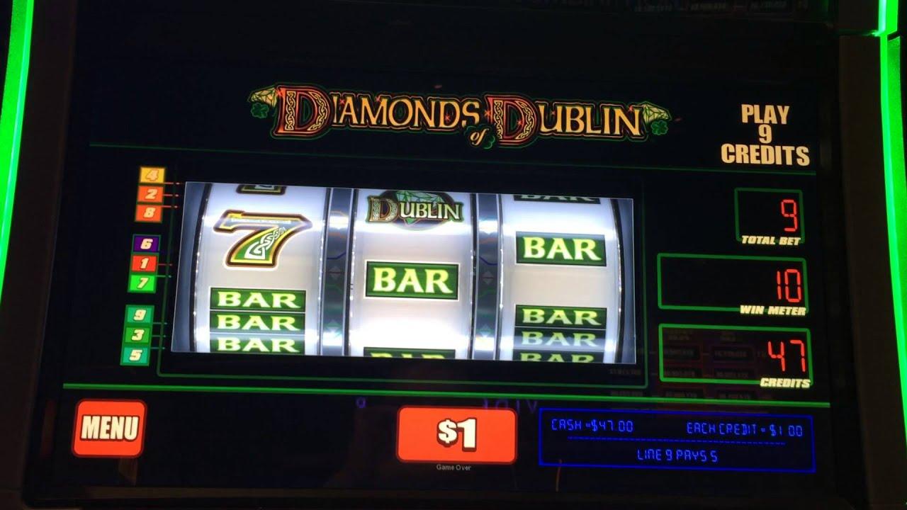 Slot Machine Odds 45108