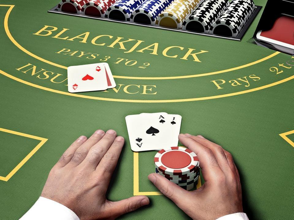 Double Deck Blackjack 26708