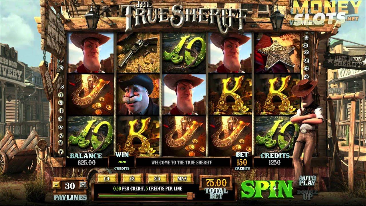 The True Sheriff 35728