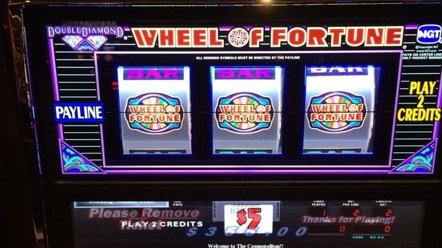 Slot Machine Payout 20469