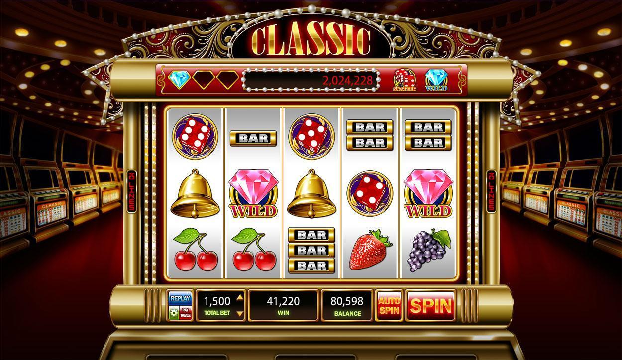 Casino Classic Win 97431