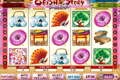 Geisha Story Slot 96649