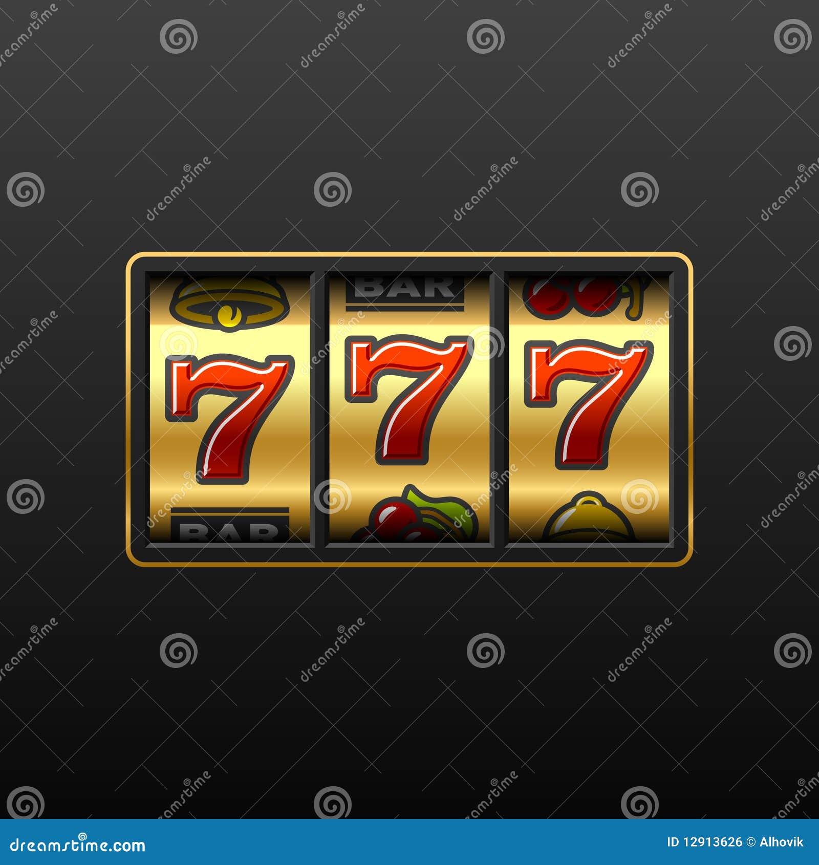 Slot Machine Money 24346