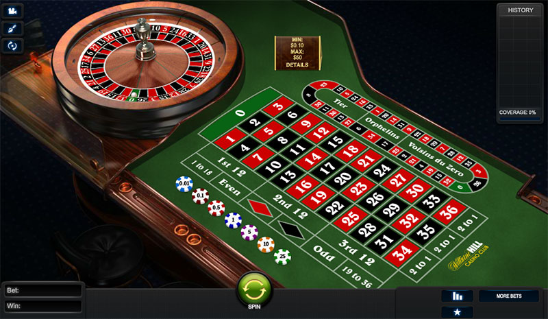 Guess Roulette Number 77042