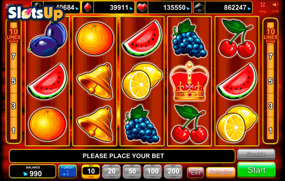 Instant Play Slot 80870