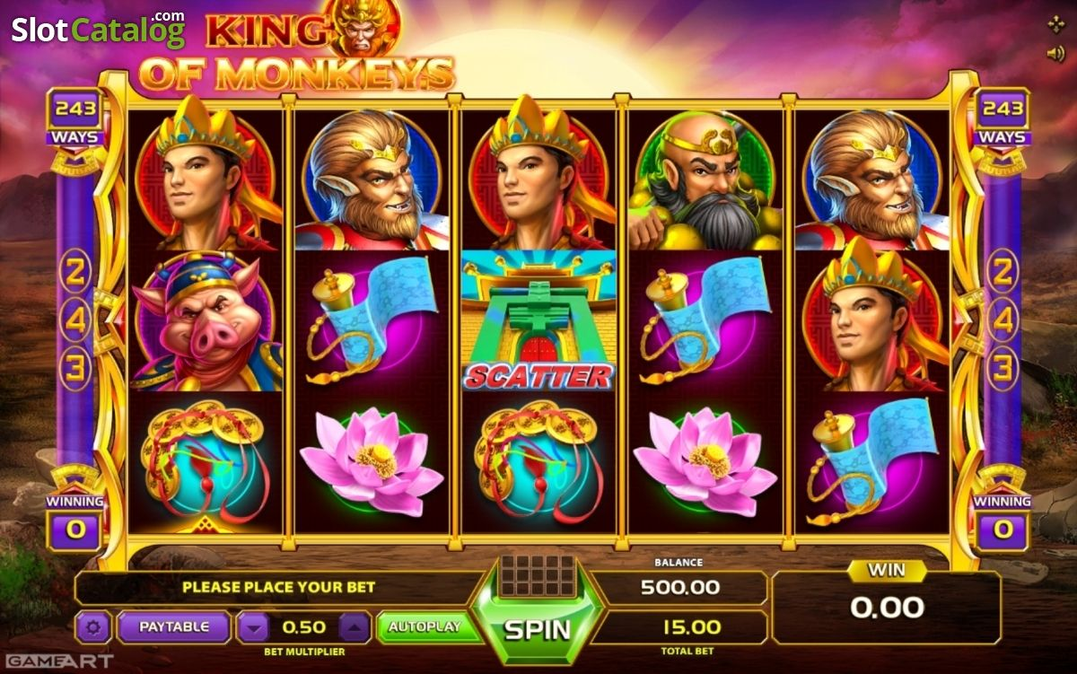 Asian Slots Bonus 61197