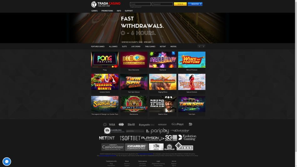 Bitcoin Casino 9351