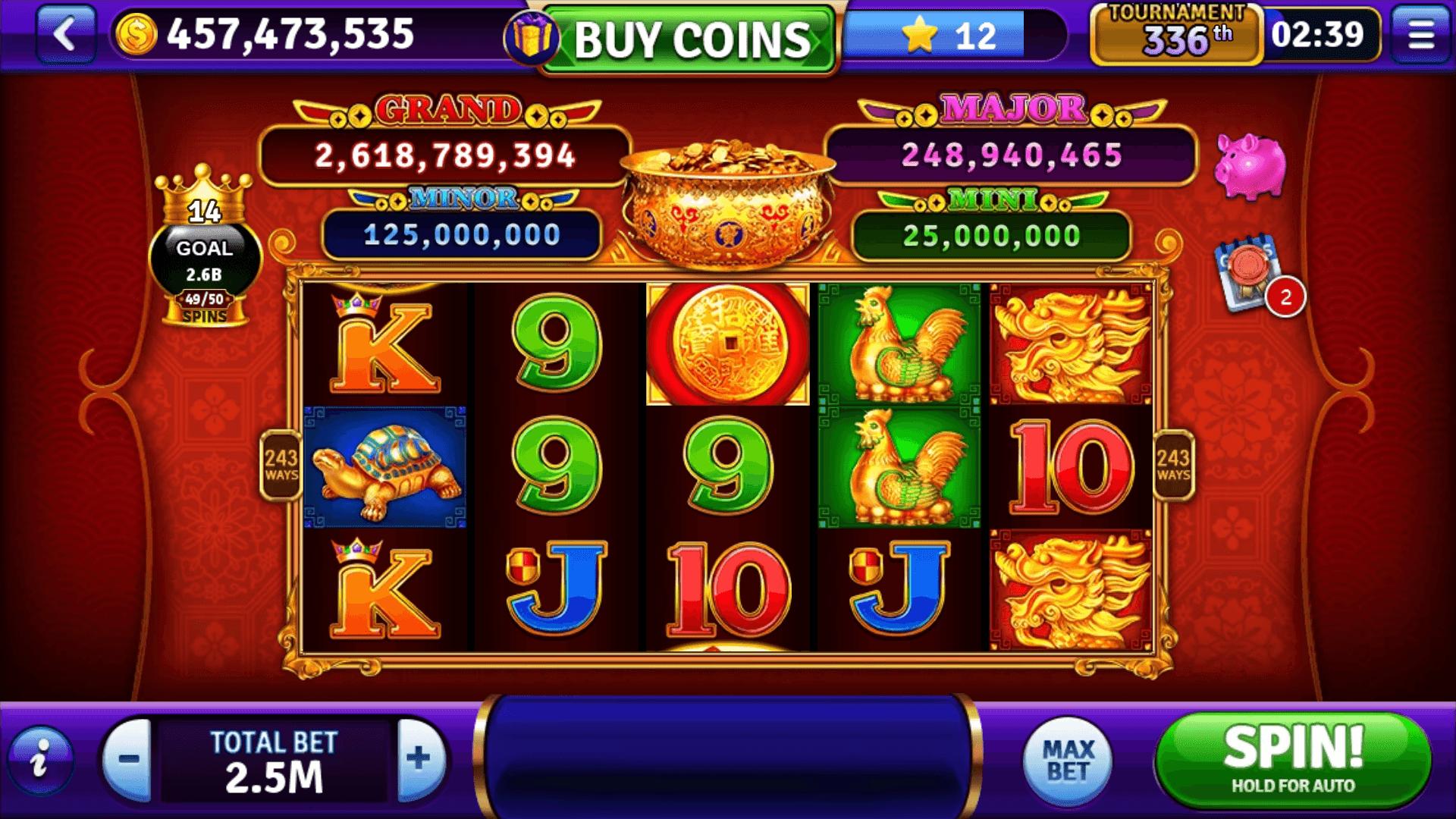 Best Slots in 37572