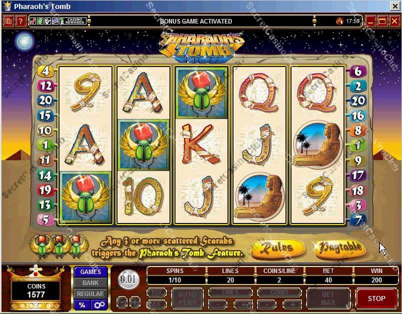 Casino Bonus 58504